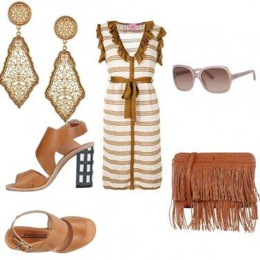 Outfit L\'etnico di tendenza