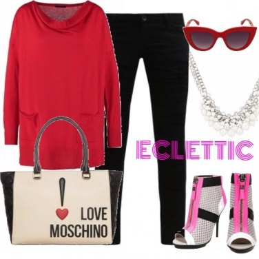 Outfit ECLETTIC