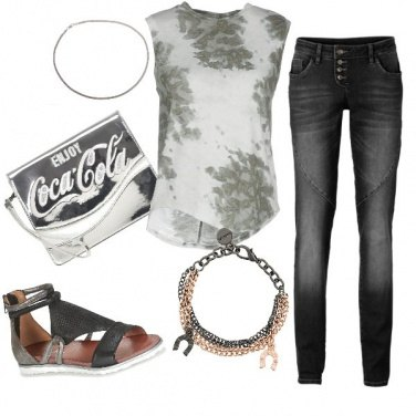 Outfit Smoke and water
