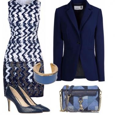Outfit Blu per ogni occasione