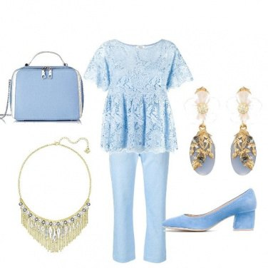 Outfit Chic #8422
