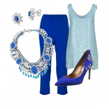 Outfit Chic #8430