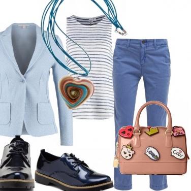 Outfit Piazza san babila
