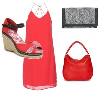 Outfit Simply Red