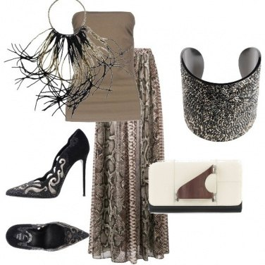 Outfit Etnico #1924
