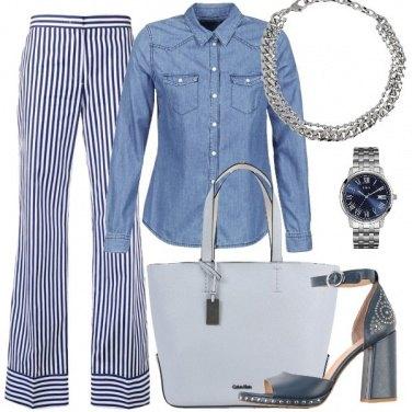 Outfit Sfumature da giorno