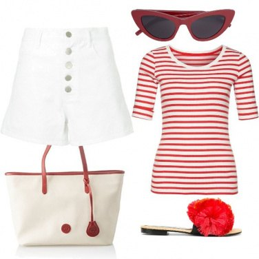 Outfit Riviera style