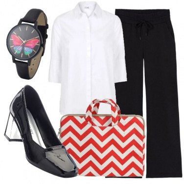 Outfit Un po\' mannish