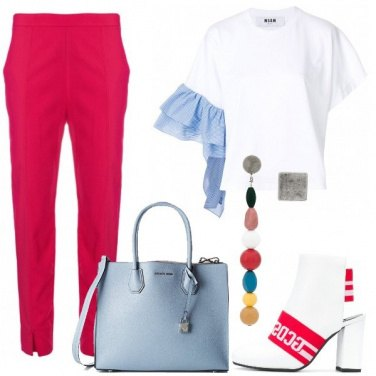 Outfit Una t-shirt speciale