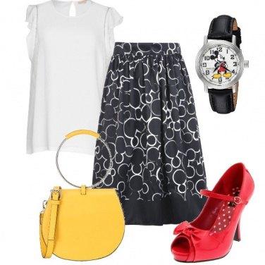 Outfit Ispirazione Disney