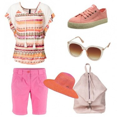 Outfit Comoda per la gita