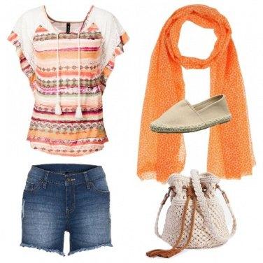 Outfit Serata sulla spiaggia
