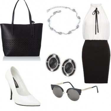 Outfit Appuntamento al bistrot
