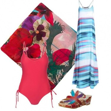 Outfit CoralBeach