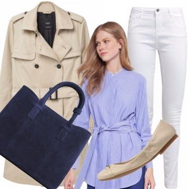 Outfit Ritorno nella city