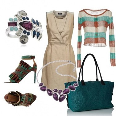 Outfit CMPS Mai senza colori
