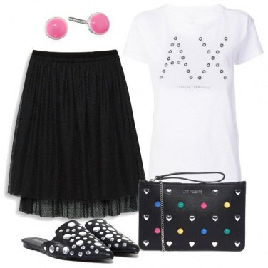Outfit Ciabattina rock