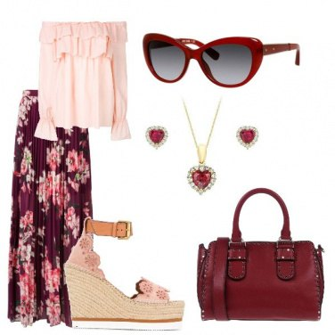 Outfit Romantica