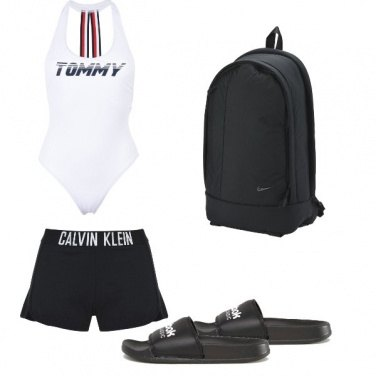 Outfit Sporty summer