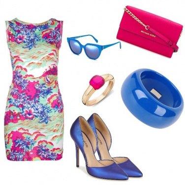 Outfit Tocco di blu