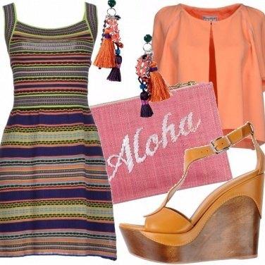 Outfit Aloha