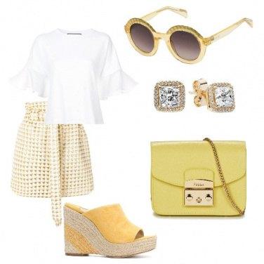 Outfit Solare estivo