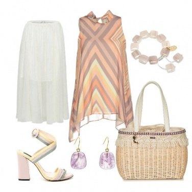 Outfit CMPS Pastello a modo mio