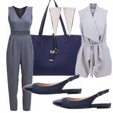Outfit Jumpsuit per lavoro