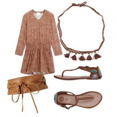 Outfit Etnico #1949