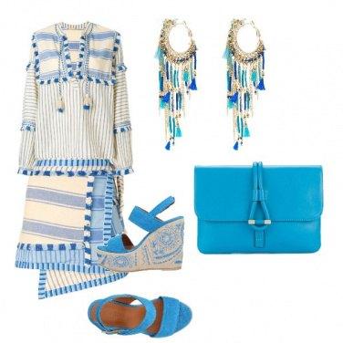 Outfit Il vestito etnico