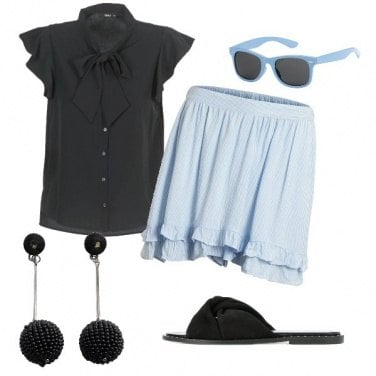 Outfit Chic #8487