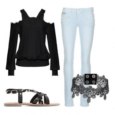 Outfit Chic #8488