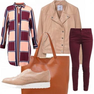 Outfit Camicia maxi