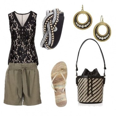 Outfit Chic #8497