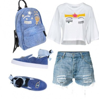 Outfit All Ferragni!!!