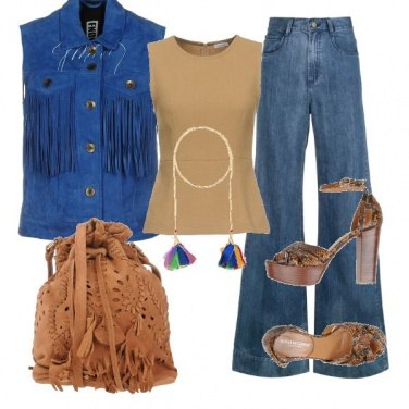 Outfit Etnico #1960