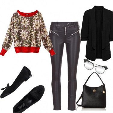 Outfit Competizione, pantaloni, budget low cost