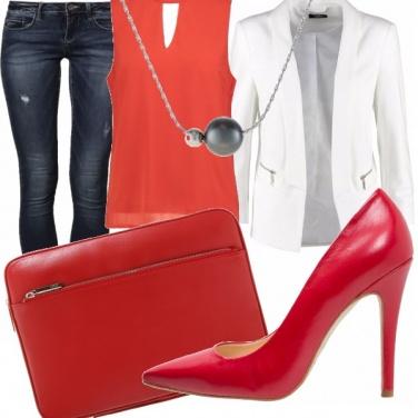 Outfit Ritorno al lavoro casual