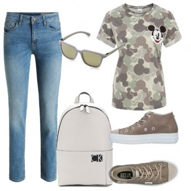 Outfit Mickey