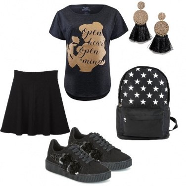 Outfit Belle