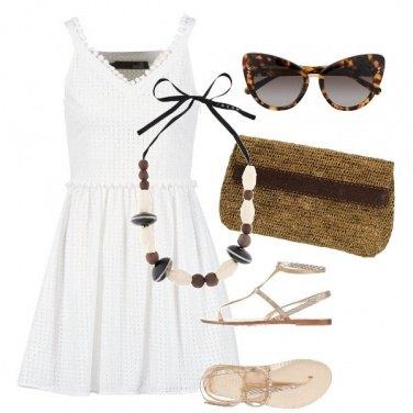 Outfit Piazza di Spagna