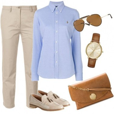 Outfit Look Androgino