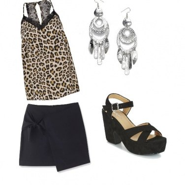 Outfit Afterhours discoteche