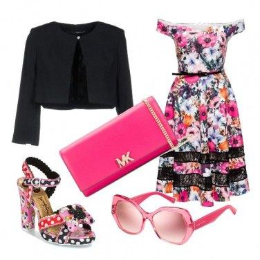 Outfit Glamorous flowers