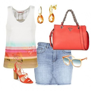 Outfit Trendy #12992