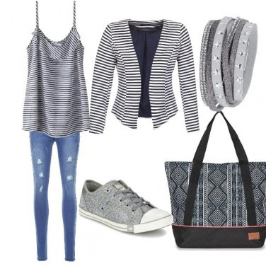 Outfit Trendy #13000