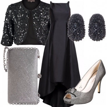 Outfit Una donna da favola