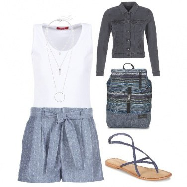 Outfit Basic #8489