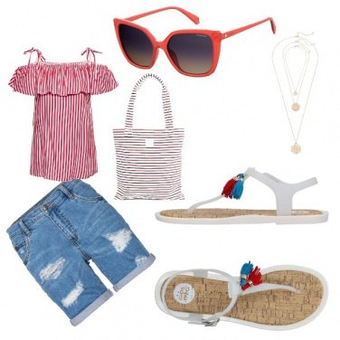 Outfit Basic #8491