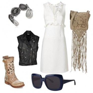 Outfit Passeggiata spensierata